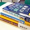 本3冊の写真「法人成り・個人成りの実務」「個人事業の税務」「企業のファイナンス~ベンチャーにとって一番大切なこと」
